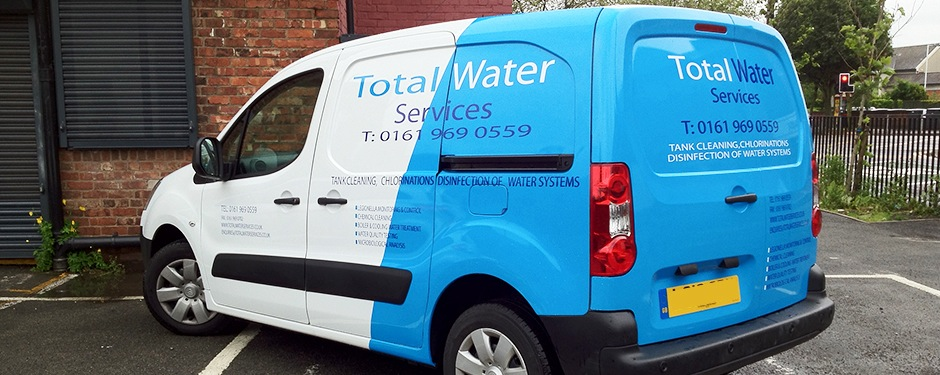 Van Wraps In Manchester By Wrapvehicles Co Uk