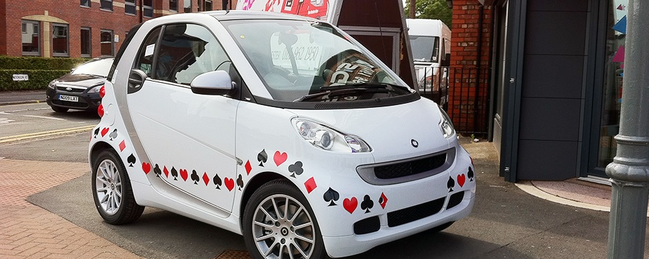 Vehicle Livery Manchester