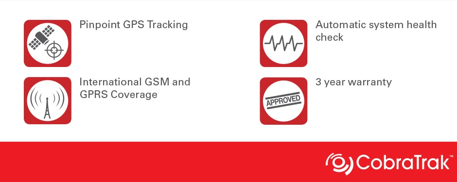 GPS Vehicle Tracking - Cobra Manchester