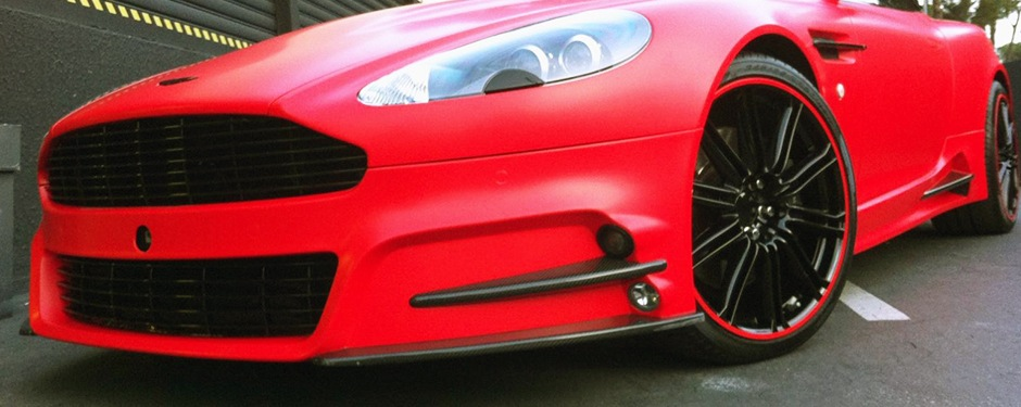 Paint Protection Films - Satin