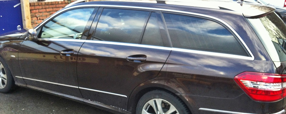 Window Tinting Manchester