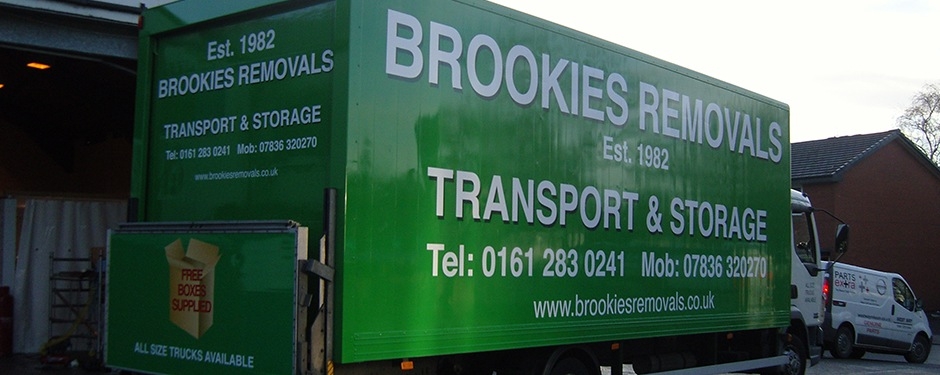 Truck Wraps Manchester