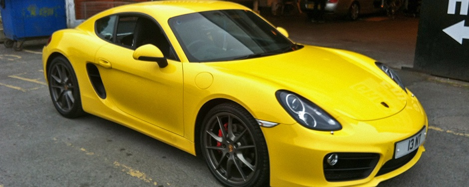Paint Protection Films - Full Coverage