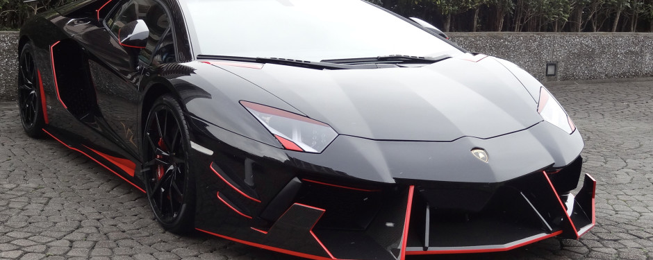Lamborghini Modifications