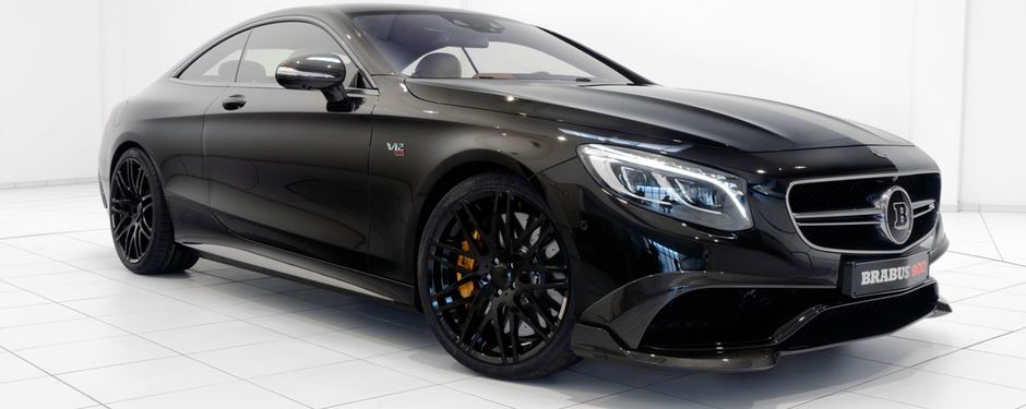 Brabus UK conversions and upgrades