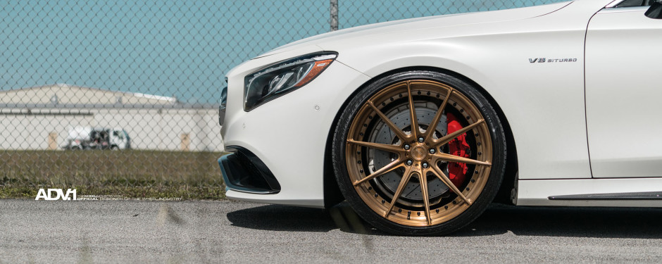 ADV1 Forged Alloy Wheels