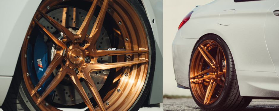 ADV1 Forged Alloy Wheels