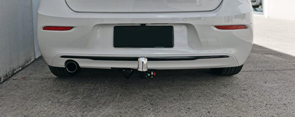 Car Tow Bars